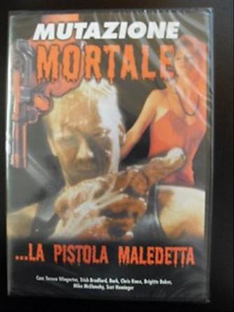 MUTAZIONE MORTALE - TERESA WINGERTER, CHRIS KNOX (DVD)