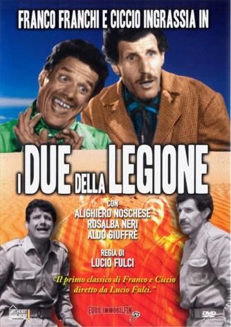 I due della legione - Franco e Ciccio - Film DVD
