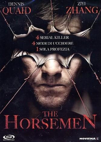 The Horsemen - Dennis Quaid, Ziyi Zhang, Lou Taylor Pucci (DVD)