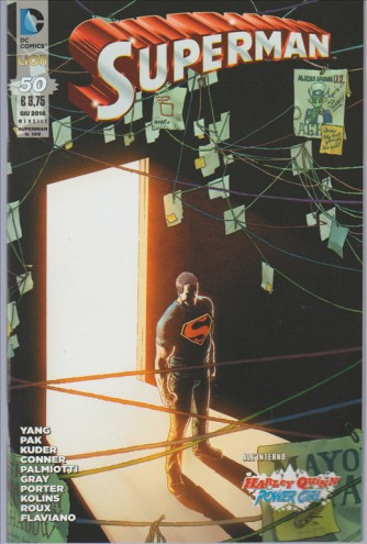 Superman 50 (109) - DC Comics Lion