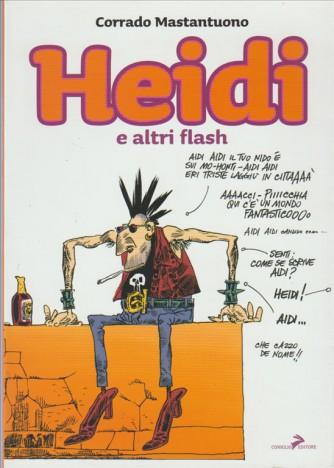 HEIDI E ALTRI FLASH - CONIGLIO EDITORE