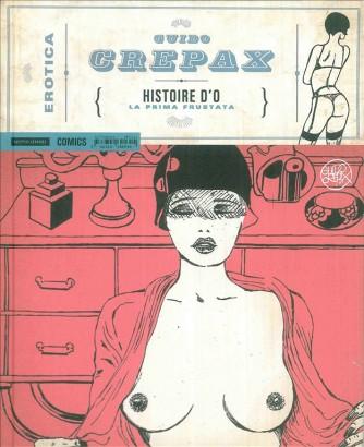 """""""HISTOIRE D'O"""" la prima frustata di Guido Crepax"""