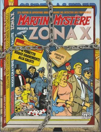 MARTIN MYSTERE PRESENTA ZONAX.  N. 7