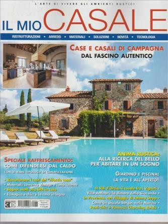 IL MIO CASALE. N. 53. LUGLIO/AGOSTO 2016. BIMESTRALE. L'ARTE DI VIVERE GLI AMBIENTI RUSTICI.
