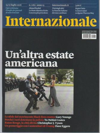 """Internazionale - settimanale n. 15 - 21 Luglio 2016 """"Un'altra estate americana"""""""