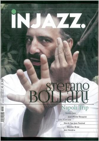 IN JAZZ. mensile di musica Jazz n. 3 Luglio 2016 Stefano Bollani