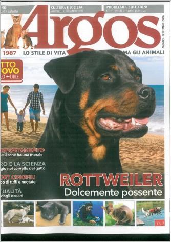 ARGOS mensile n. 41 Settembre 2016