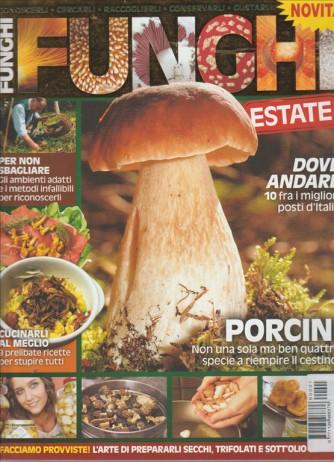 """FUNGHI ESTATE - speciale rivista by """"Il mio Giardino"""""""