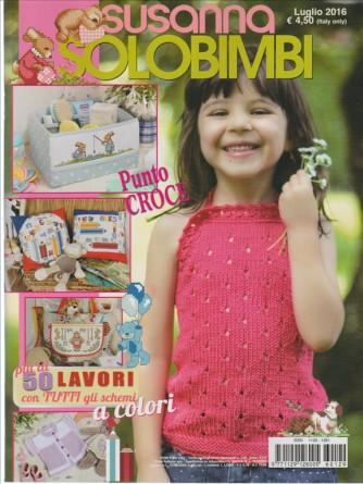 SUSANNA Solo Bimbi - Trimestrale n. 129 Luglio 2016