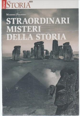 Straordinari misteri della storia di Massimo Polidoro by Focus Storia