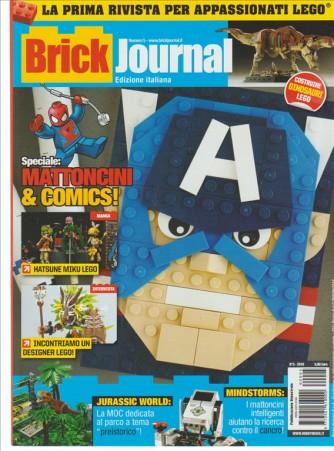 BRICK JOURNAL edizione Italiana n.5 Luglio 2016
