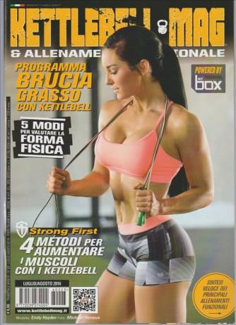 Kettlebell Mag + My Box  Magazine Trimestrale n. 23 Luglio/Agosto 2016