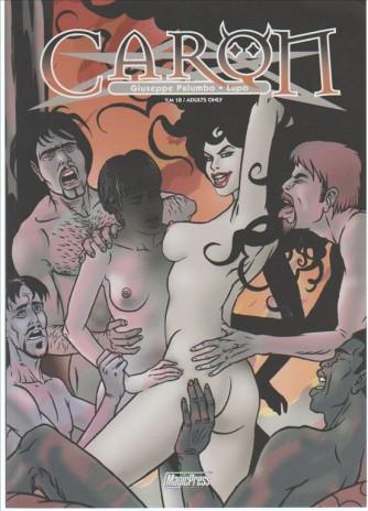 NO WORD XXX 2 - Collana: CARON - Editore: MAGIC PRESS