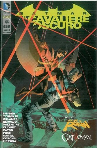 Batman Il Cavaliere Oscuro 44 - DC Comics Lion