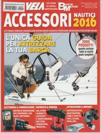Annuario Accessori NAUTICI 2016 by Giornale Vela/ Barche & Motore