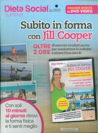 Dieta Social in DVD -  Subito In Forma con Jill Cooper