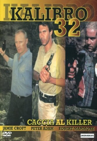 Kalibro 32 - Robert Mammone, Peter Adam, Jamie Croft, Michael Offer (DVD)