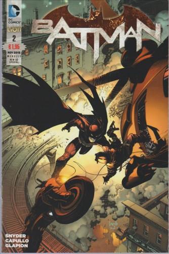 New 52 Special – Batman 02 - DC Comics Lion