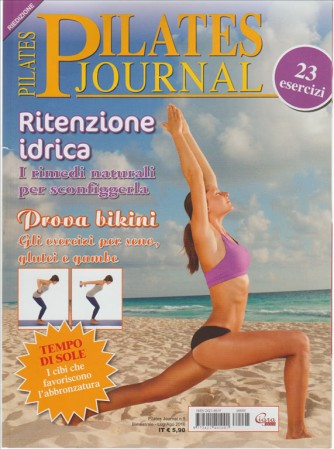 Pilates Journal - bimestrale Luglio/Agosto 2016 n. 5
