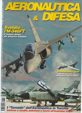 Aeronautica & Difesa - Mensile n. 358 - Agosto 2016