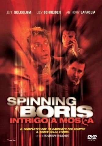 Spinning Boris - Intrigo A Mosca - Anthony La Paglia, Liev Schreiber, Jeff Goldblum (DVD)