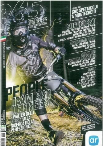 365 Mountain Bike Magazine - mensile n. 55  agosto 2016