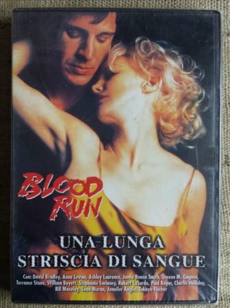 Blood Run - una lunga striscia di sangue - Ashley Laurence, Anna Thomson, David Bradley DVD