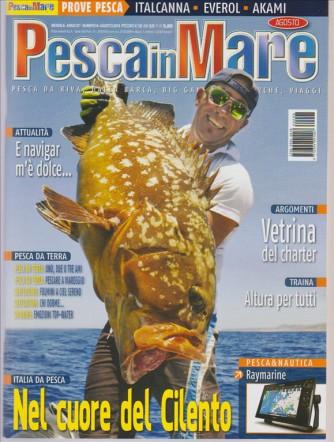 Pesca In Mare - mensile n. 8 Agosto 2016