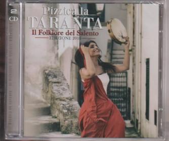 PIZZICA LA TARANTA. IL FOLKLORE DEL SALENTO. EDIZIONE 2016.