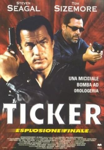 Ticker - Esplosione Finale - Dennis Hopper, Tom Sizemore, Steven Seagal (DVD)