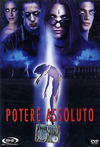 Potere Assoluto (2002) - Melissa Renee Martin, Mathew Scollon, Steve Taylor (DVD)