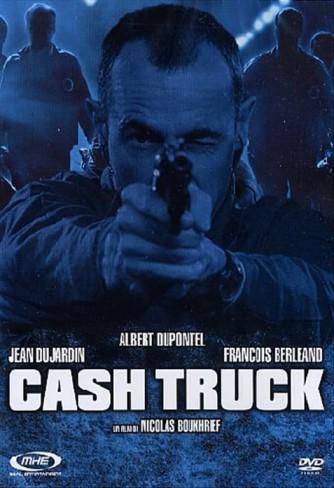 Cash Truck - Albert Dupontel, Jean Dujardin, Francois Berleand (DVD)