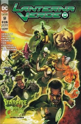 Lanterna Verde #51 (73) - DC Comics Lion