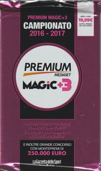 Premium Magic+3 Gazzetta 2016/17 - Libro e Card