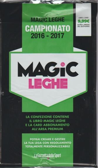 Magic Leghe Gazzetta 2016/17 - Libro e Card