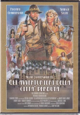 Allan Quatermain 2 - Gli Avventurieri Della Città Perduta (DVD)