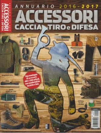 ANNUARIO 2016-2017. ACCESSORI CACCIA TIRO E DIFESA.  N. 12
