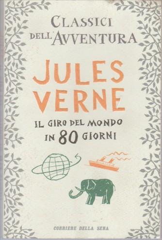 Il giro del Mondo in 80 giorni di Jules Verne by Corriere della Sera