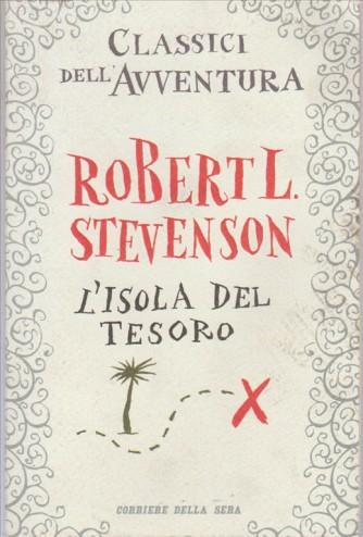 L'isola del tesoro di Robert L. Stevenson by Corriere della Sera