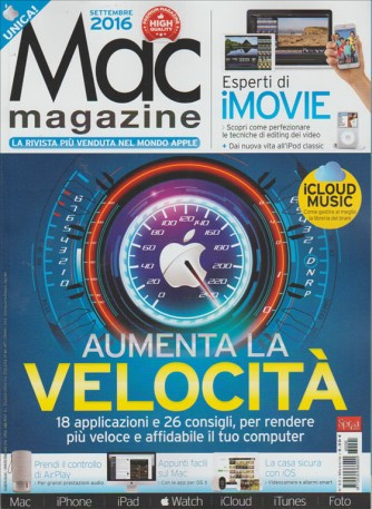 MAC MAGAZINE.  N. 95. SETTEMBRE 2016.