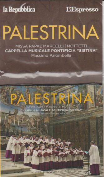 CD Palestrina - Missa papae Marcelli - Mottetti