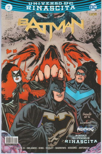 BATMAN 120 (7) - DC Comics Lion