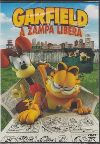 DVD GARFIELD A ZAMPA LIBERA - Regista: Mark A.Z. Dippe'