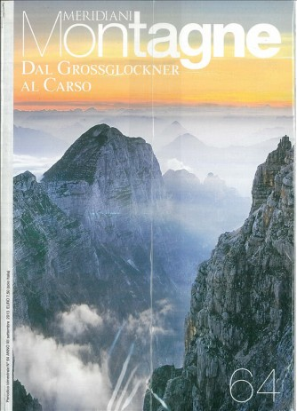 Meridiani Montagne mensile n. 64 settembre 2013
