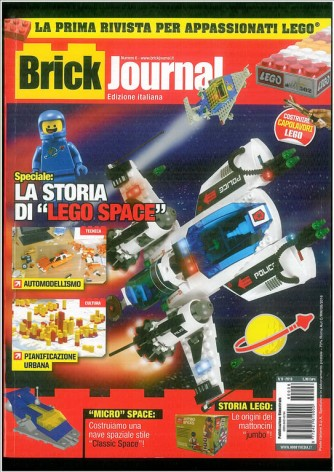Brick Journal ediz.Italiana - Bimestrale n. 6