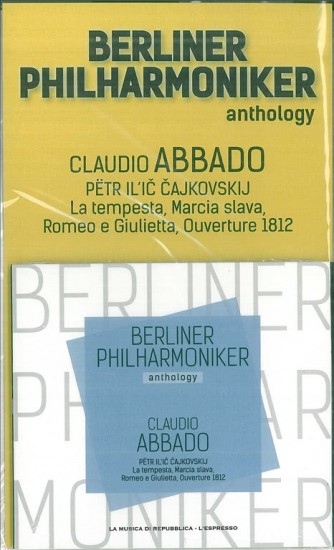 CD-Audio Berliner Philharmoniker Antology vol. 2by Espresso/La Repubblica