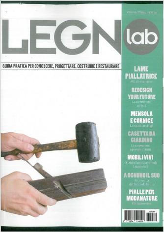 LEGNO LAB - mensile n. 89 Ottobre 2016