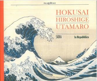 Hokusai, Hiroshige, Utamaro  by La Repubblica