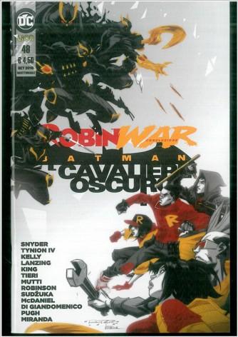 Batman Il Cavaliere Oscuro #48 - DC Comics lion