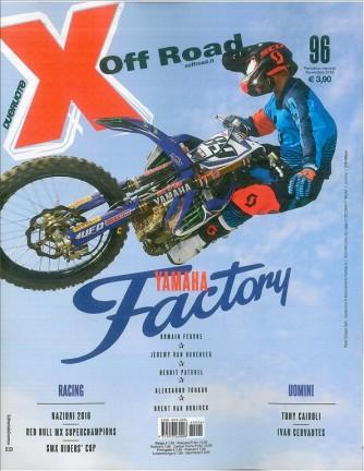 X Off Road - Mensile n. 96 Novembre 2016